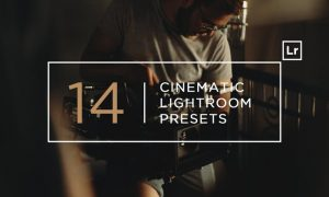14 Pro Cinematic Lightroom Presets