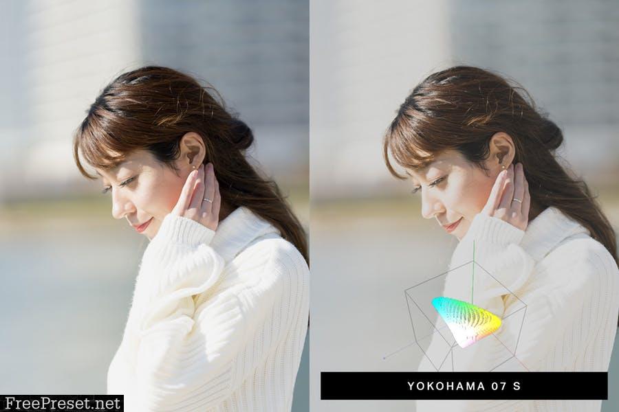 50 Japan Mood Lightroom Presets LUTs