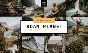6 Roam Planet Lightroom Bundle 4375966