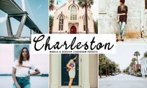 Charleston Mobile & Desktop Lightroom Presets