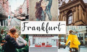 Frankfurt Mobile & Desktop Lightroom Presets