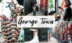 George Town Mobile & Desktop Lightroom Presets