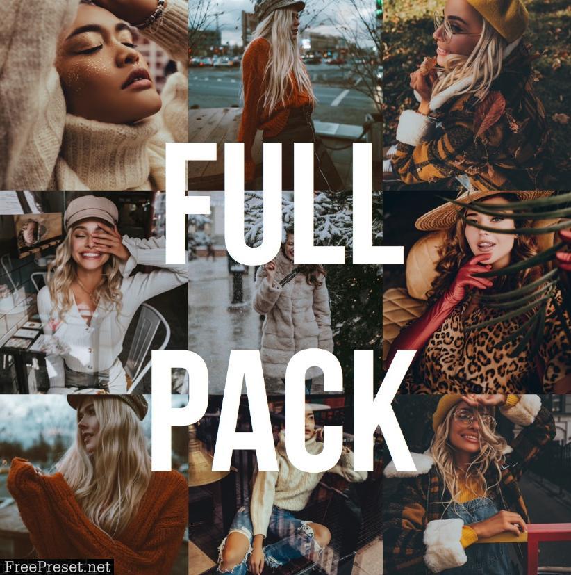 Katya Ratundalova - Full Pack Presets