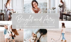 Lightroom Presets Bright and Airy 4420392