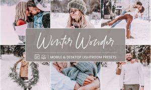 Lightroom Presets Winter Wonder 4411208