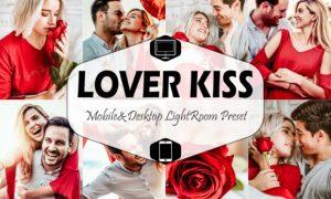 Lover Kiss Valentine Lightroom Preset 2659377