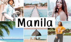 Manila Mobile & Desktop Lightroom Presets