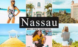 Nassau Mobile & Desktop Lightroom Presets
