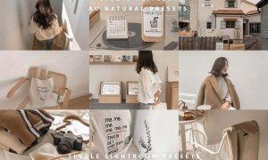 Natural Clean Lightroom Presets 4360026