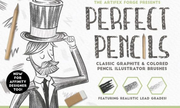 Perfect Pencils - Brush Pack
