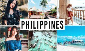 Philippines Mobile & Desktop Lightroom Presets