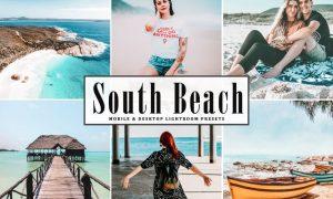 South Beach Mobile & Desktop Lightroom Presets