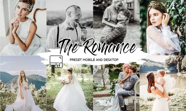 THE ROMANCE LIGHTROOM PRESETS 4433588