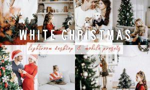 WHITE CHRISTMAS Lightroom Presets 4418467