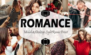 10 Romance Mobile & Desktop Lightroom