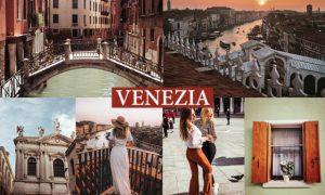 8 VENEZIA Lightroom Presets Premium
