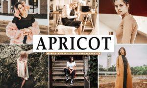 Apricot Mobile & Desktop Lightroom Presets