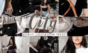 City Mobile Lightroom Presets 4488206