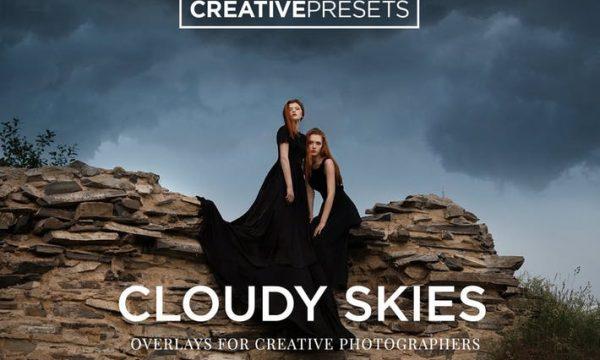 Cloudy Sky Overlays