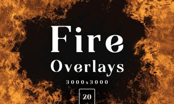 Fire Overlays 82N9P2J