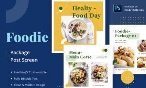 Foodie Package - Feed Post GKBV52W
