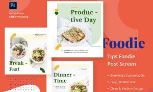 Foodie Tips - Feed Post K3MQL5D