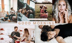 Good Morning Lightroom Presets Premium