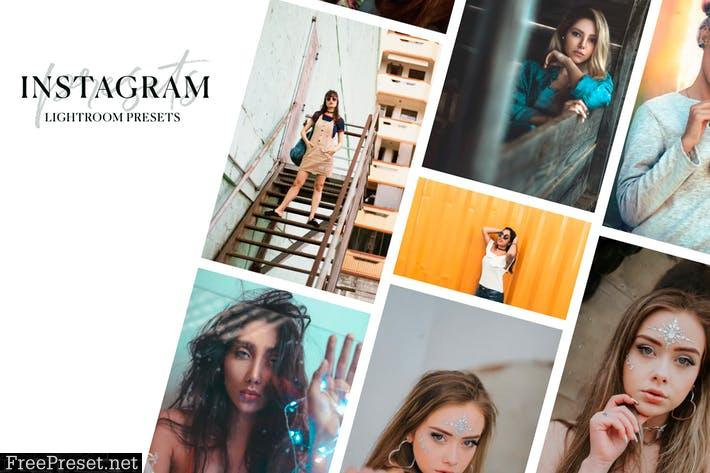Instagram Presets for Lightroom