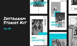 Instagram Stories Kit (Vol.56)