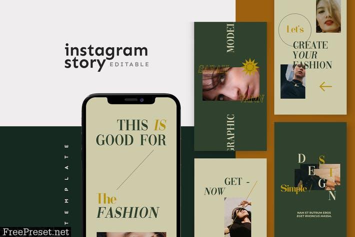 Instagram Story Template JDPWSPW