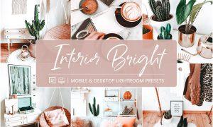 Lightroom Presets Interior Bright 4414004