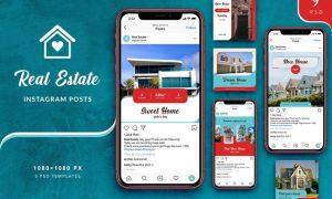 Real Estate Instagram Posts C2YLWA8