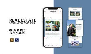 Real Estate Social Media Instagram Post  JNXZ4GS