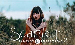 Scarlet Lightroom Preset Bundle 253692