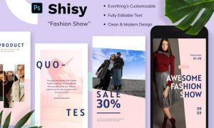 Shisy Insta Stories - Fashion Show WW87W39