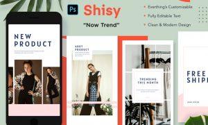 Shisy Insta Stories - Now Trend T7EU6KA