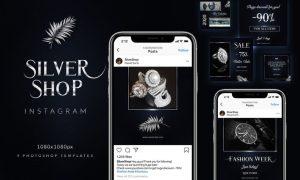 Silver Shop Instagram QFXNCYW