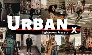Urban X Mobile Lightroom Presets 4413518