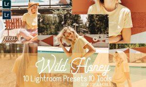 Wild Honey Lightroom Presets 4550767