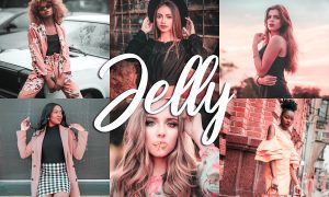 10 Lightroom Presets - Jelly 4558082