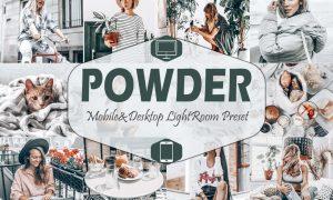 10 Powder Gray Lightroom Presets 3768221
