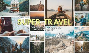 92. Super Travel Preset Bundle 4691416