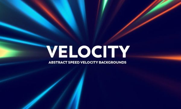 Abstract Speed Velocity Backgrounds 2YAF5BH