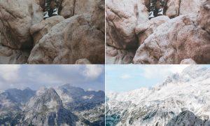 Alpine Lightroom Presets Pack 3628324