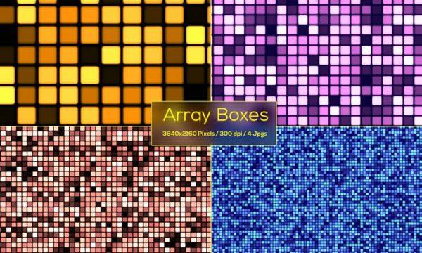 Array Boxes Backgrounds A79L7SP