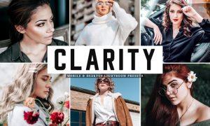 Clarity Mobile & Desktop Lightroom Presets
