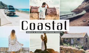 Coastal Mobile & Desktop Lightroom Presets