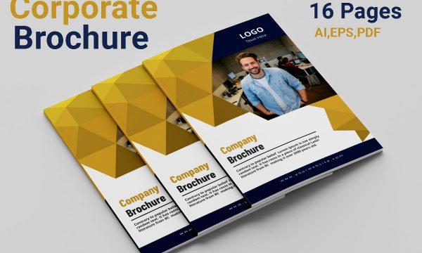 Corporate Brochure 4462676