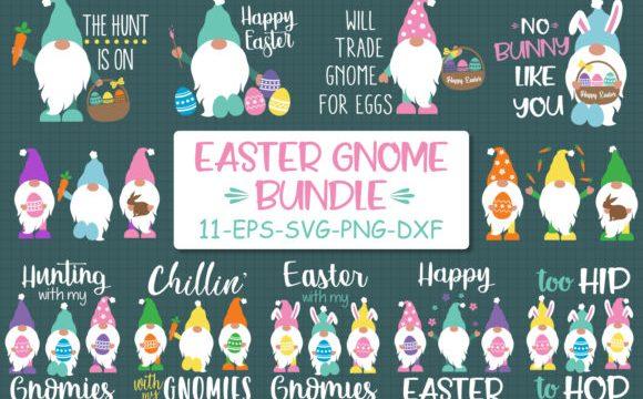 Easter Gnomes Bundle 3016160