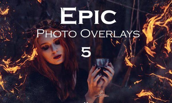 Epic Photo Overlays 5 VKV6YEY